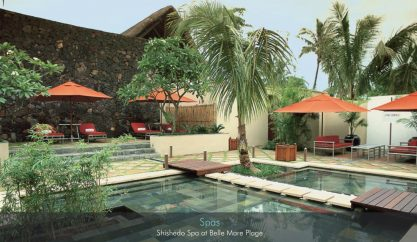 Spa at Belle Mare Plage