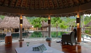 Spa Reflecting Pool
